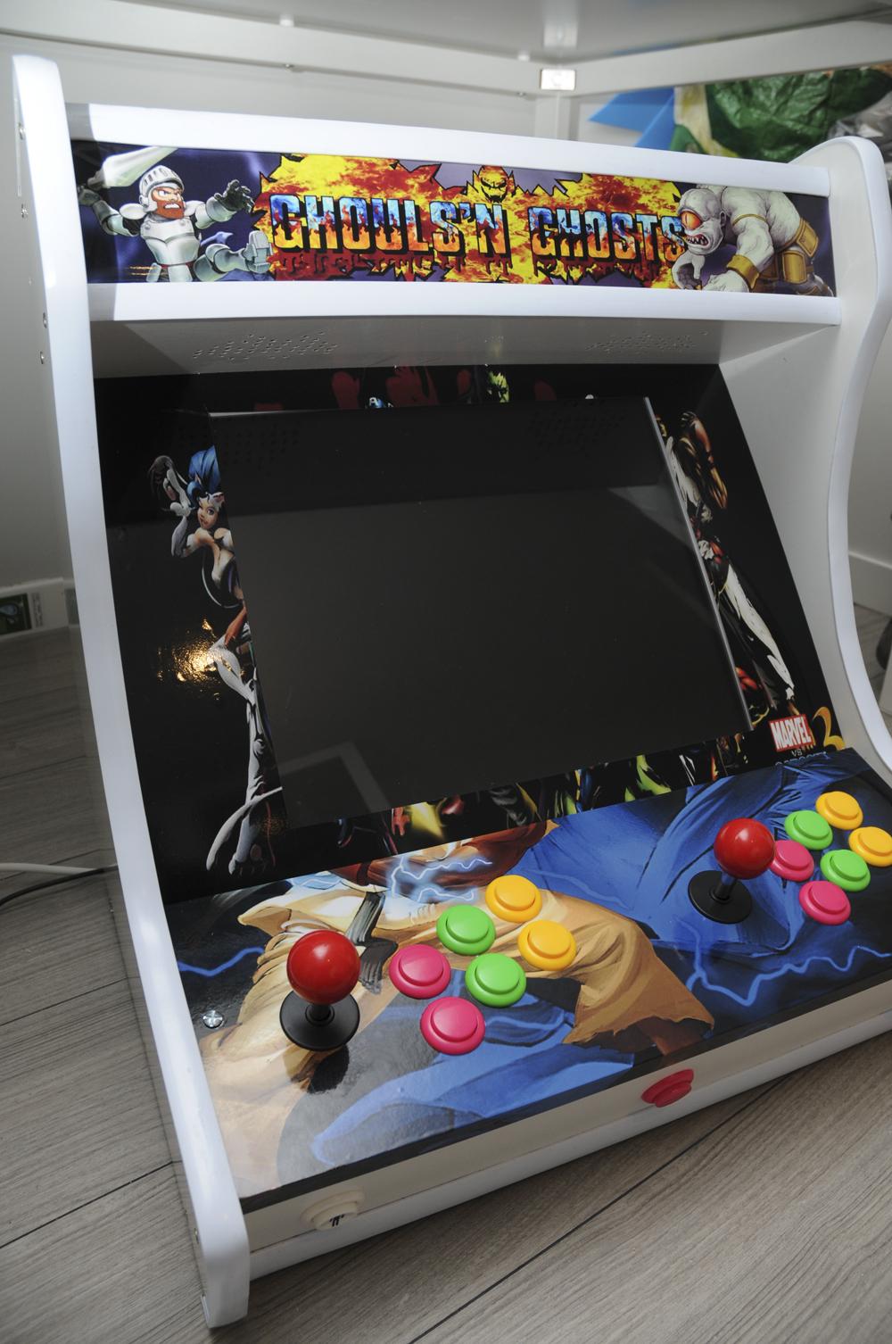 Tutorial: Montar máquina recreativa arcade Bartop. Montar altavoces y amplificador