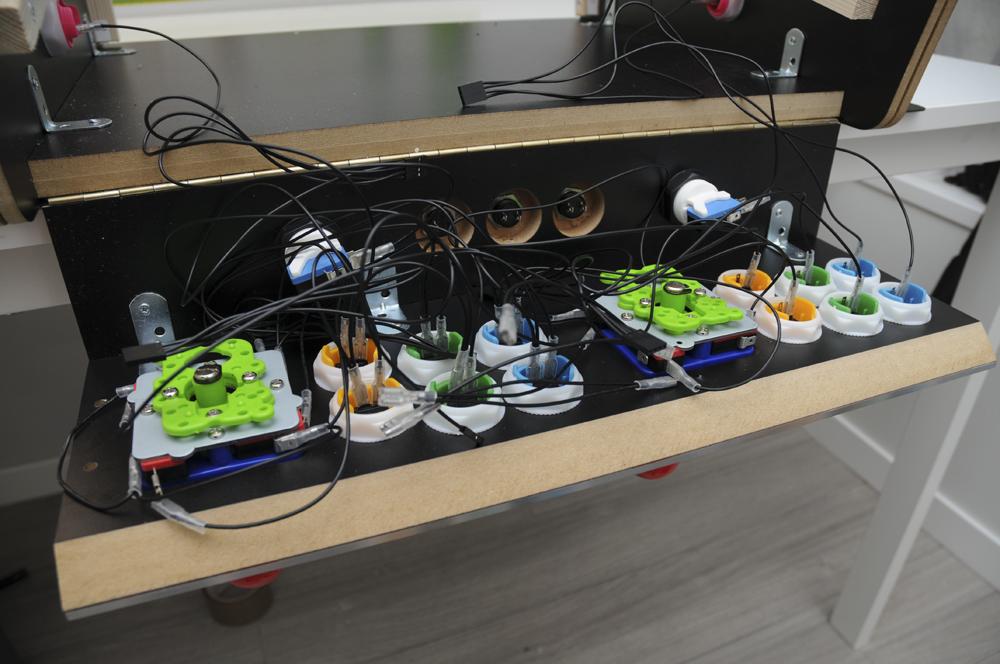 Tutorial: Montar máquina recreativa arcade Bartop y CPO. Conexión de botones y joystick